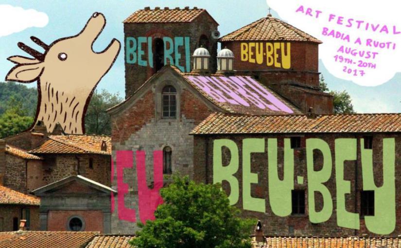 Beu-Beu Art Festival!!