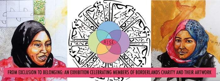 Borderlands: Rise Exhibition