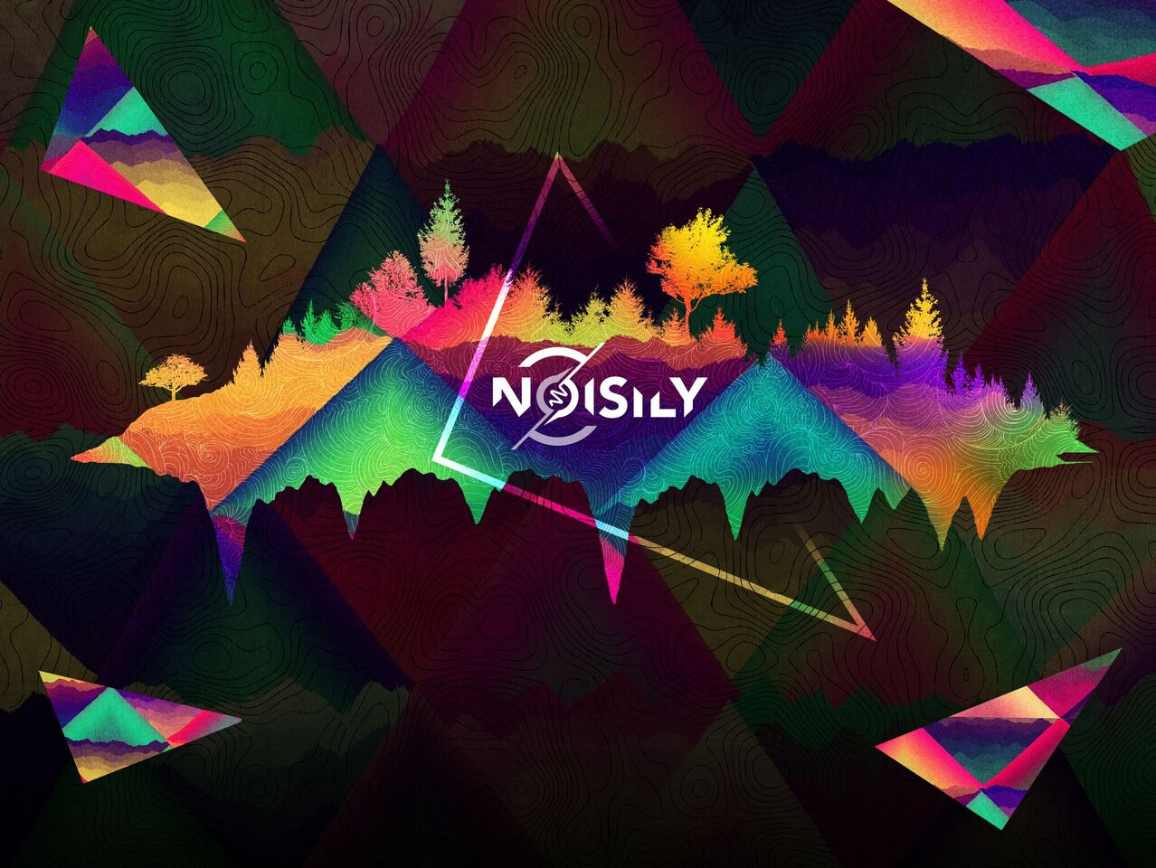 A month after… Noisily!